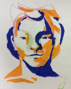 portret bezielen